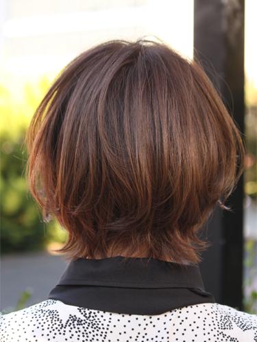 【燙髮造型】自然,鬆軟的日系簡單風格設計燙髮調整A-3