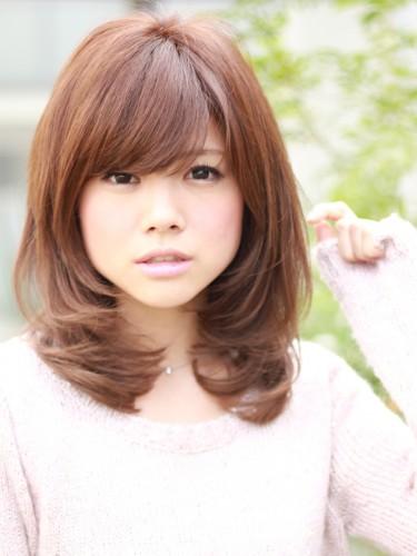 【東京風格】自然光捲髮造型A-1