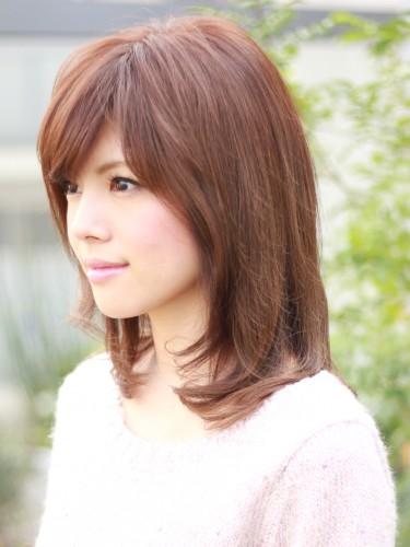【東京風格】自然光捲髮造型A-2