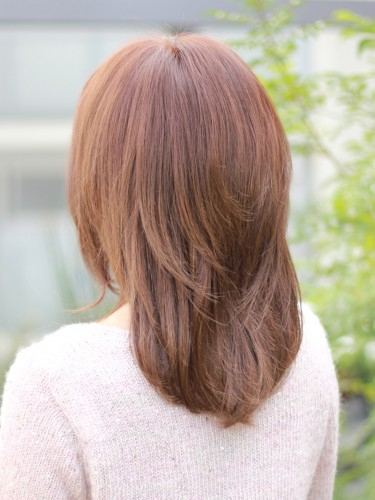 【東京風格】自然光捲髮造型A-3