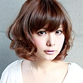 【日系風格】女性鮑勃髮型魅力A-1