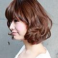 【日系風格】女性鮑勃髮型魅力A-2
