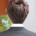 時尚的商務款男生髮型A-3