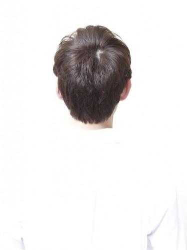 清新友好感的質感日系燙染髮型風格A-3-西門町髮型師benson分享