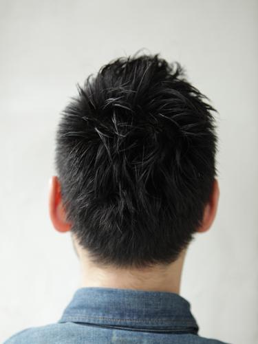 幹練俐落感好整理短髮造型A-3-西門町髮型師benson分享