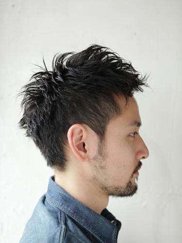 幹練俐落感好整理短髮造型A-2-西門町髮型師benson分享