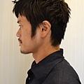 【王者風格】俐落感混搭燙髮短瀏海設計A-2