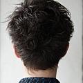 【運動型男】自然鬆散感的捲燙髮設計A-3