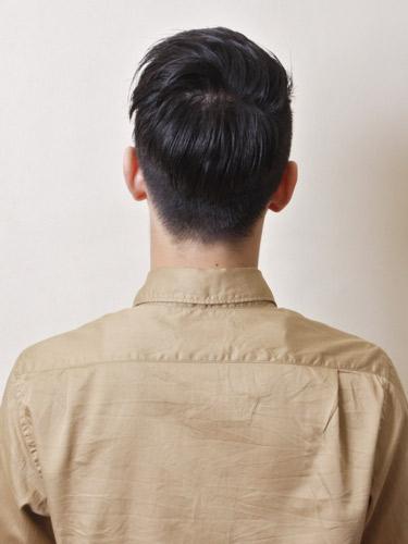 2013年型男必備款-油頭風格髮型A-3