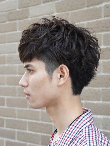 混搭風BIGBAN燙髮髮型A-2