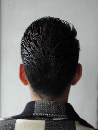 短髮乾淨俐落男性型男髮型A-3