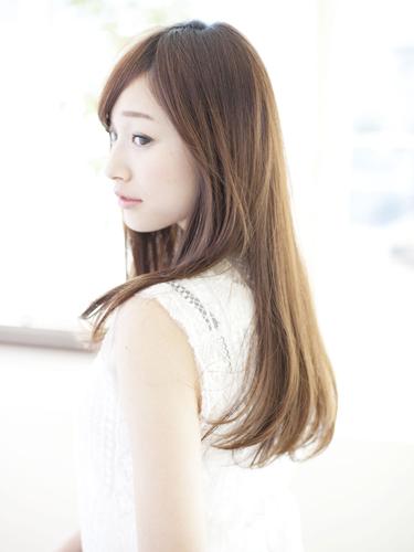 韓風日系傻傻分不清楚-氣質迷人女生長髮型A-2
