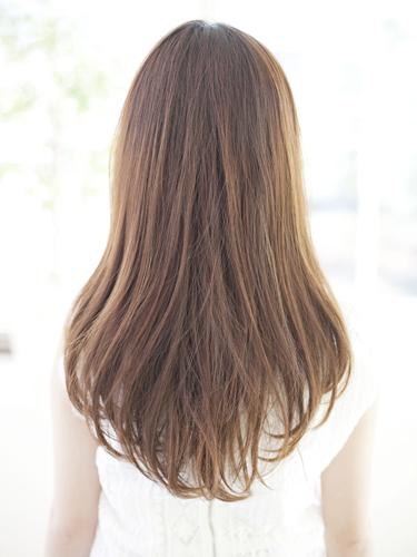 韓風日系傻傻分不清楚-氣質迷人女生長髮型A-3