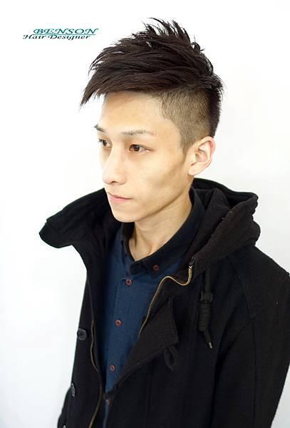 2014男生髮型