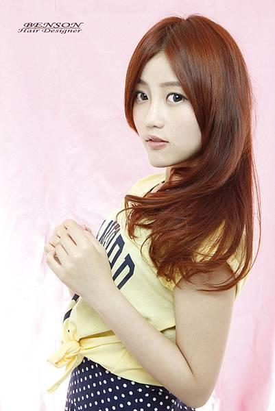 2014韓式日系甜美女孩