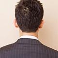 活力朝氣的極短髮商務髮型A-3