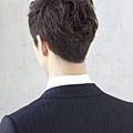 異性好感度上升的商務髮型A-3