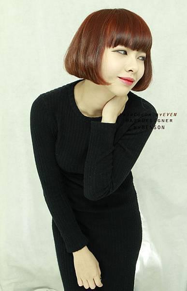 個性典雅短髮