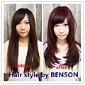 亮麗質感髮色髮型 長髮