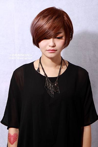 2014流行短髮