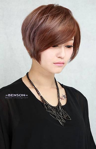 紫光特殊染髮