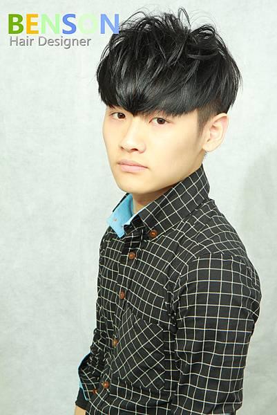 柯震東型男髮型.JPG