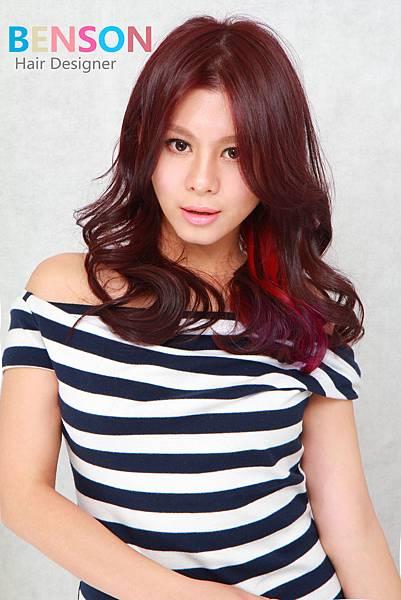 2015流行髮型