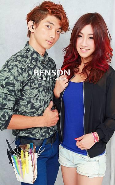 BENSON&甄格