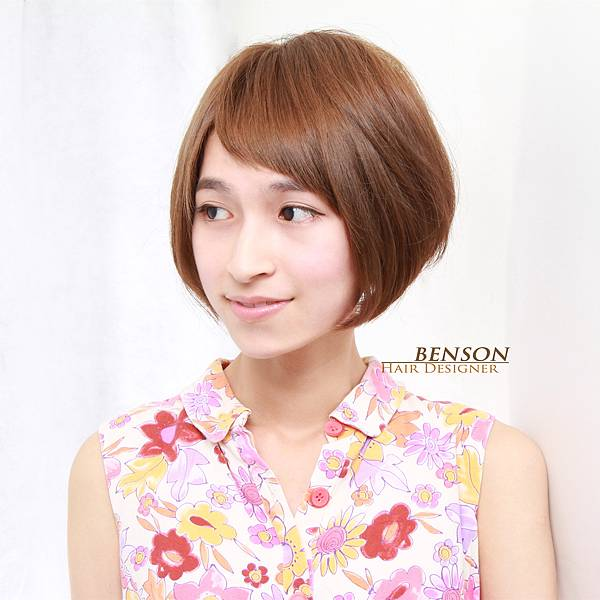 美肌色美膚 經典剪髮 明星短髮