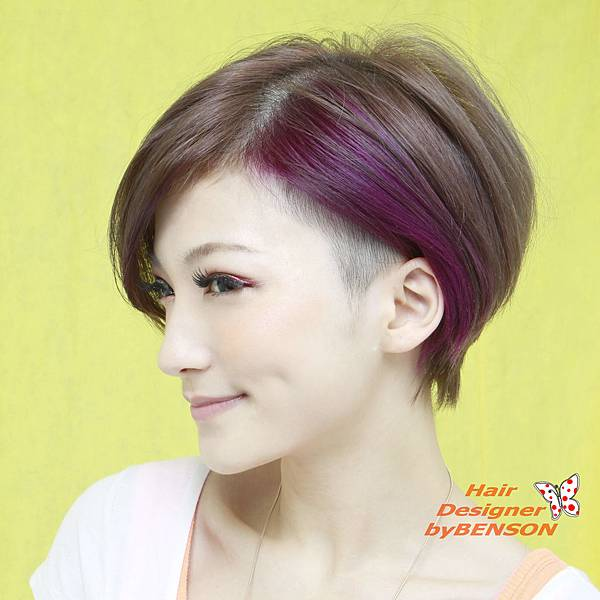 短髮 染髮 台北剪髮