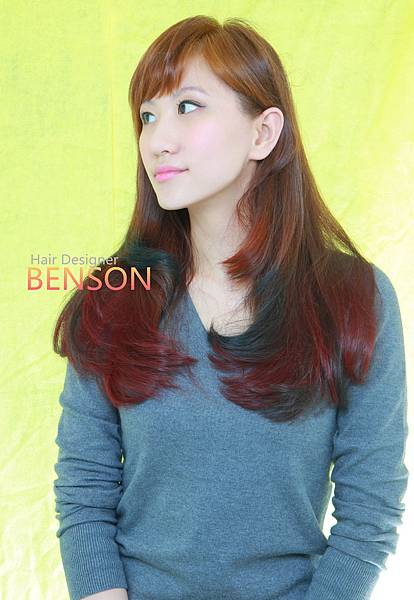 髮尾特殊染髮.JPG
