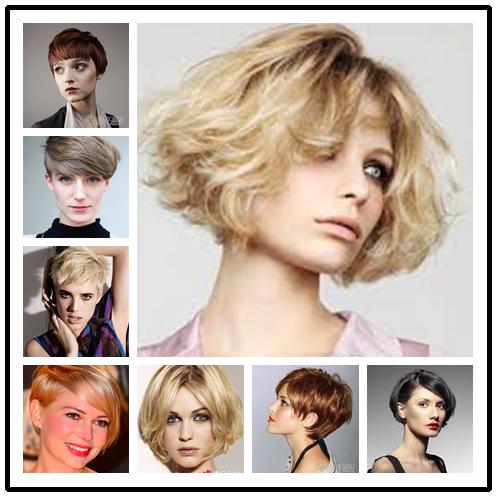 歐美女藝人髮型