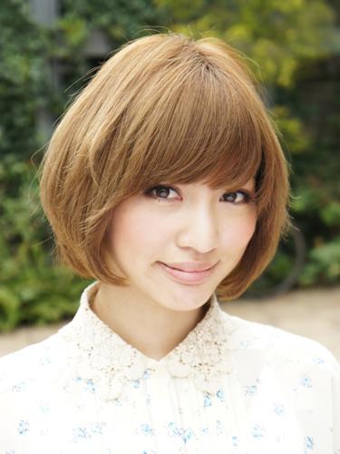 日系流行髮型分享 染髮
