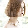 日系流行髮型分享 經典BOB髮型