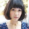 日系流行髮型分享 經典中長髮
