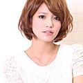 日系流行髮型分享 中長髮