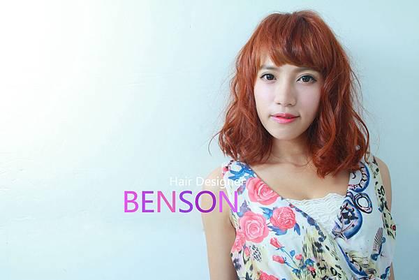 日系外國人風格髮型