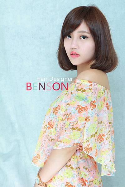 小女人LONG BOB甜美髮型