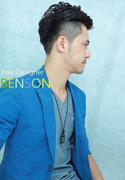 輕熟主義型男髮型 (4)