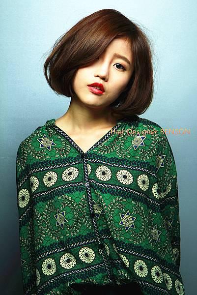 韓星短髮BOB髮型.JPG
