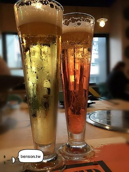 水果調味啤酒