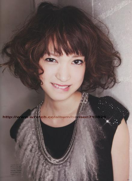 2010。2011。時尚空氣感日系流行新髮型