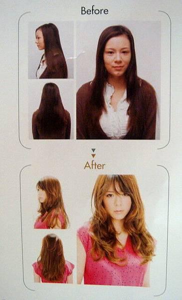 捲髮造型大不同