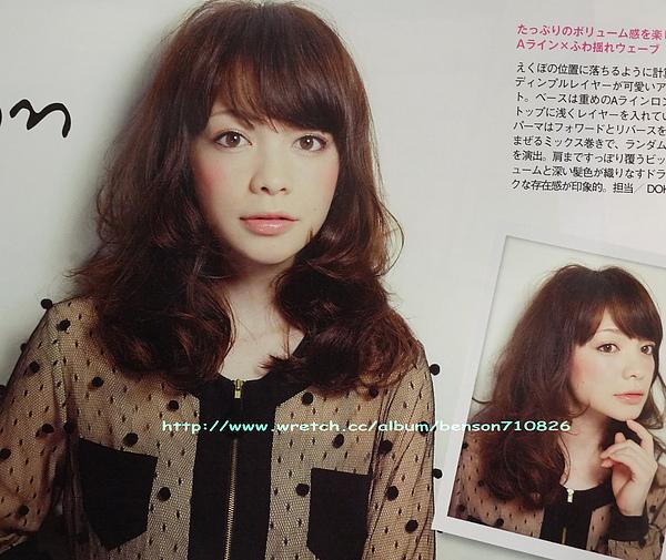 2010年秋冬日系流行新髮型髮色。2011年流行新髮型髮色。2011年流行新髮型髮色