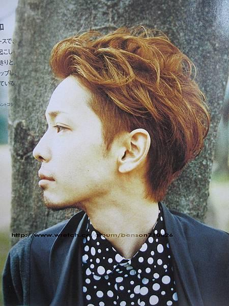 2011年日系潮流髮型