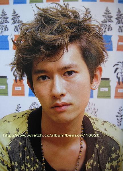 日系潮流捲髮型設計風格