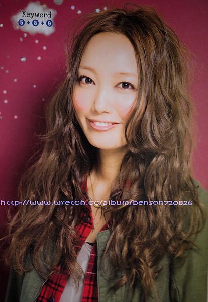 捲捲棉花糖造型燙髮設計@日本雜誌街頭流行新髮型