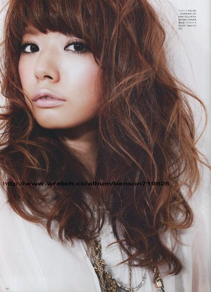 2010。2011。時尚質感日系流行新髮型