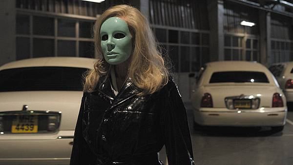 Holy Motors - Mask
