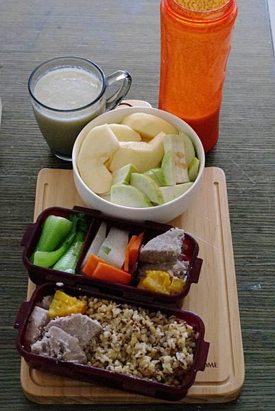 Day -2 午餐